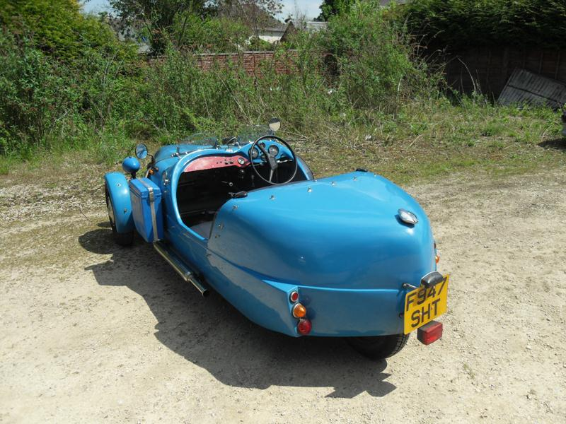 lomax kit car